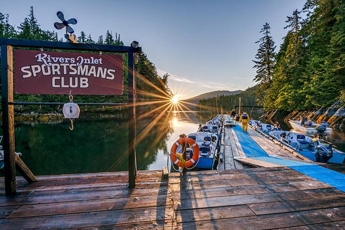 Rivers Inlet Sportsmans Club